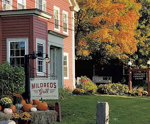 Mildred's Grill - COURTESY OF GLEN GOURLAY