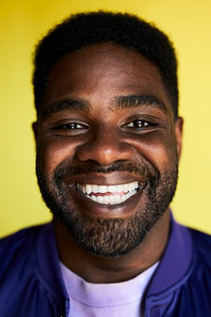 Ron Funches - COURTESY OF RON FUNCHES