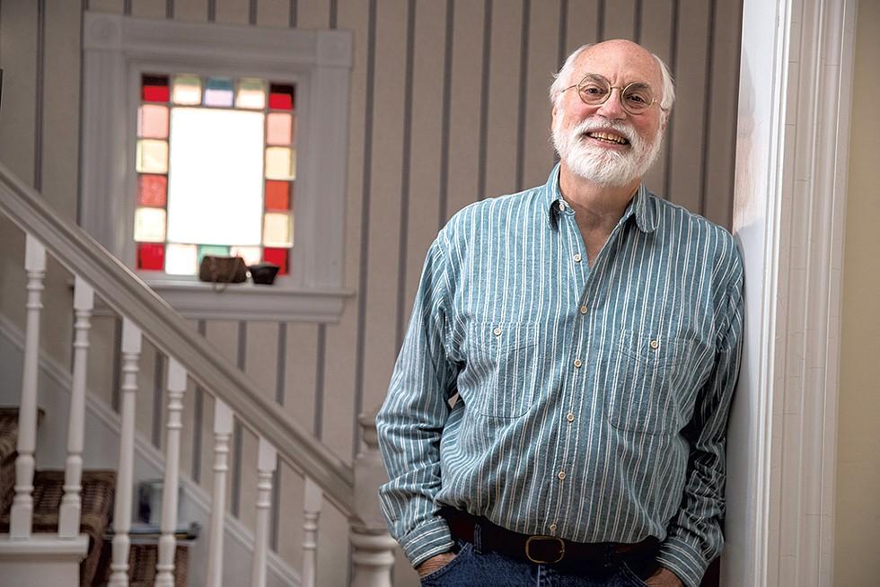 Larry Crist - JAMES BUCK