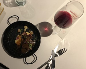 Iapetus Subduction paired with elderberry glazed beef short ribs - JORDAN BARRY