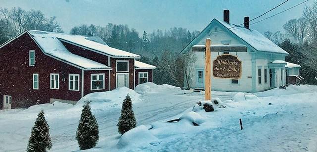 WilloBurke Boutique Inn + Nordic Spa - COURTESY PHOTO