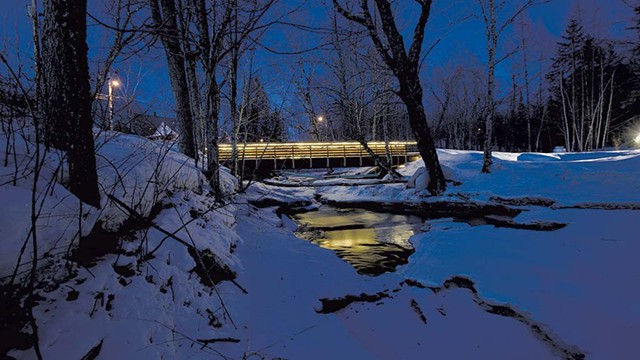 Bridge at WilloBurke - COURTESY PHOTO