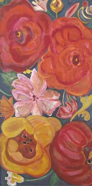 """Floral Fusion"" - COURTESY PHOTO"