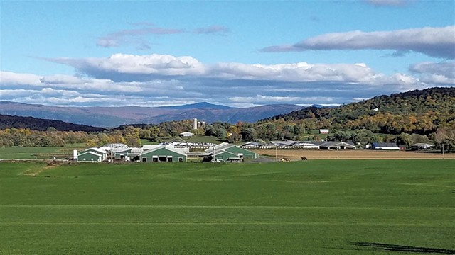 The Dubois Farm - COURTESY