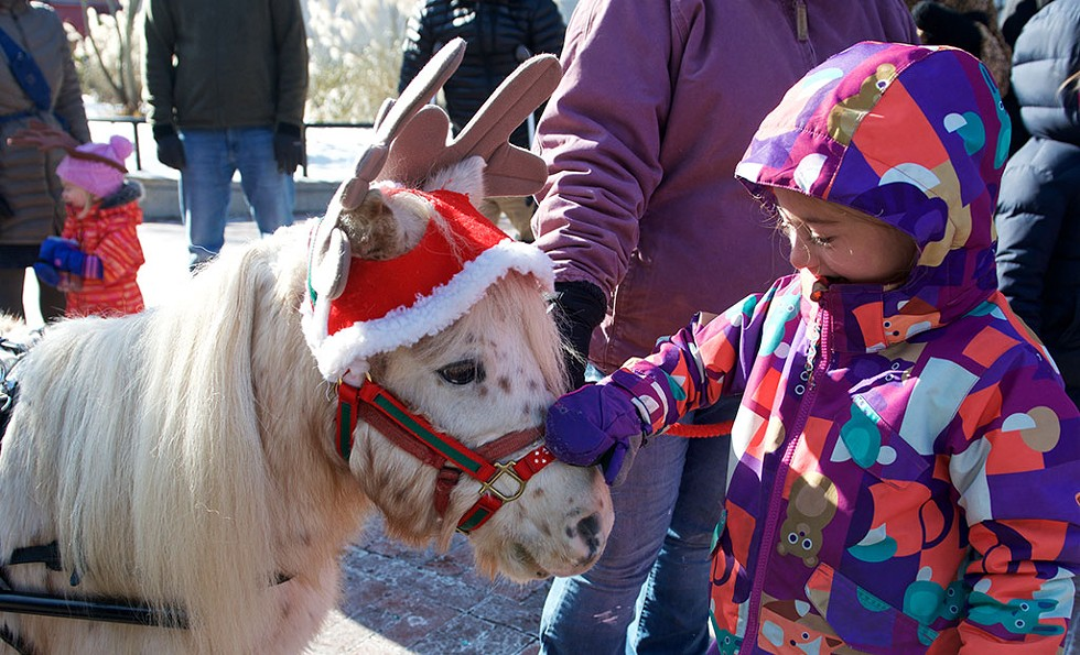 Santa Parade - COURTESY IMAGE