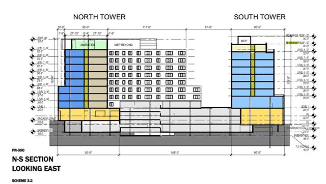 New CityPlace schematics - CITY OF BURLINGTON