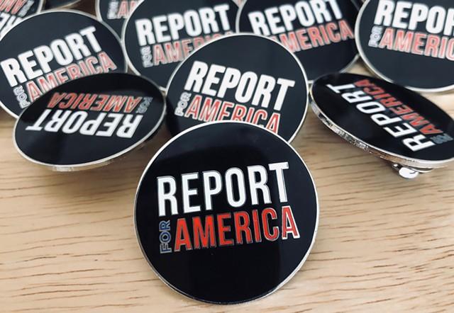 COURTESY REPORT FOR AMERICA