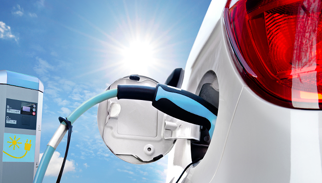 Charging up - COURTESY OF THE TRANSPORTATION CLIMATE INITIATIVE