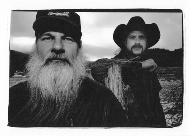 Jimmy T. Thurston (left) and Jamie Lee Thurston - FILE: MATTHEW THORSEN