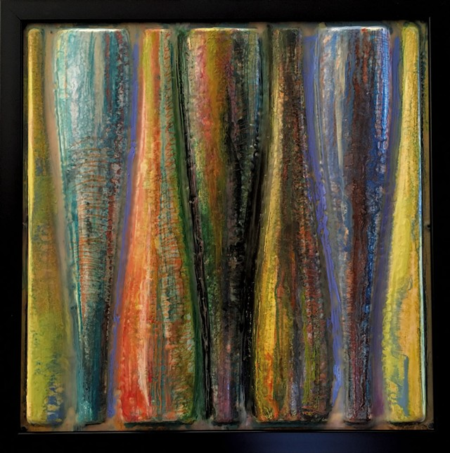 """Upside Down"" by Mara Friedman - COURTESY OF GARAGE CULTURAL CENTER"