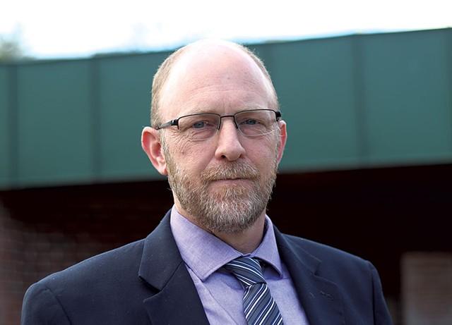 Former corrections commissioner Mike Touchette - FILE: PAUL HEINTZ