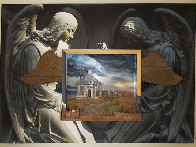 """""""Boneyard"""" by Chris Groschner - AMY LILLY"""