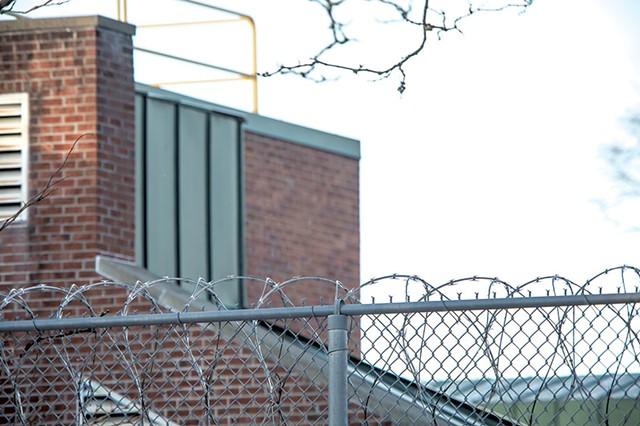 Chittenden Regional Correctional Facility - LUKE AWTRY