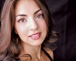 Sara Petrocelli - COURTESY OF OPERA COMPANY OF MIDDLEBURY