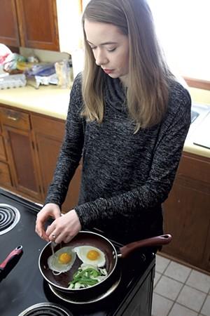 Sarah Horrigan - COURTNEY LAMDIN