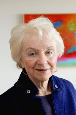 Madeleine Kunin - COURTESY OF PAUL BOISVERT