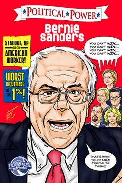 """Politcal Power: Bernie Sanders"""