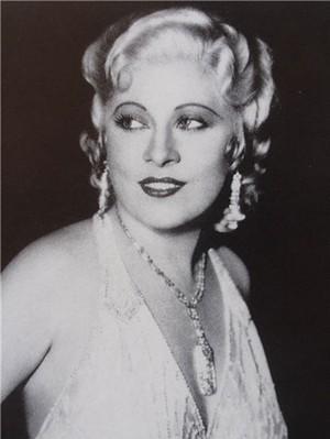 Mae West - COURTESY PHOTO