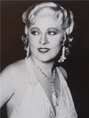 Mae West - COURTESY PHOTO