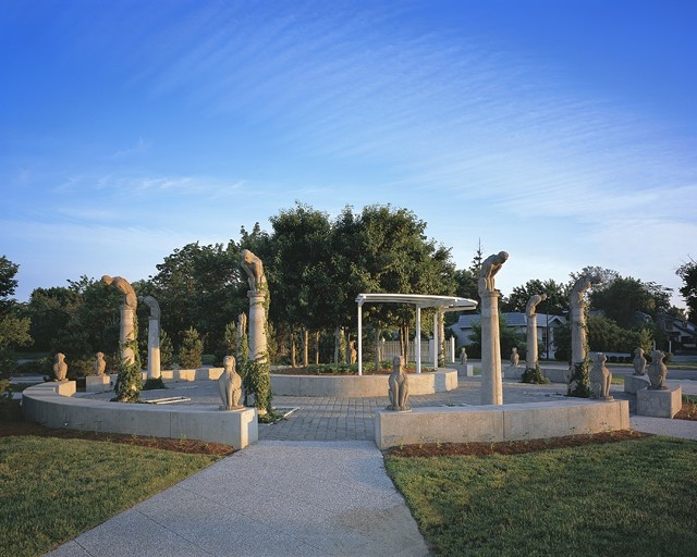 Pomerleau Park - COURTESY OF LESLIE FRY