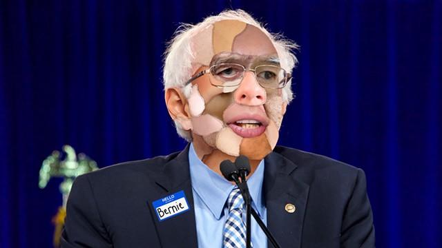 The Sanders Senate decoy - BRYAN PARMELEE   DREAMSTIME