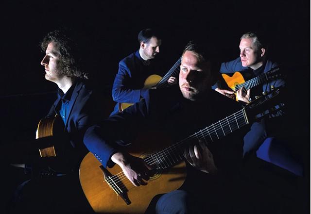 Dublin Guitar Quartet - COURTESY OF LAURA SHEERAN