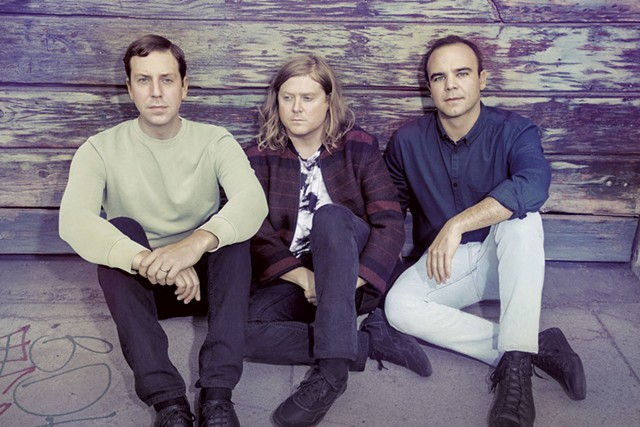 Future Islands - COURTESY PHOTO