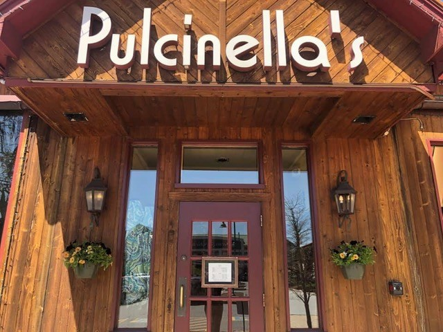 Pulcinella's restaurant at 100 Dorset Street in South Burlington - COURTESY