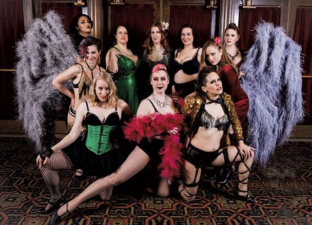 Green Mountain Cabaret - COURTESY OF OWEN LEAVEY