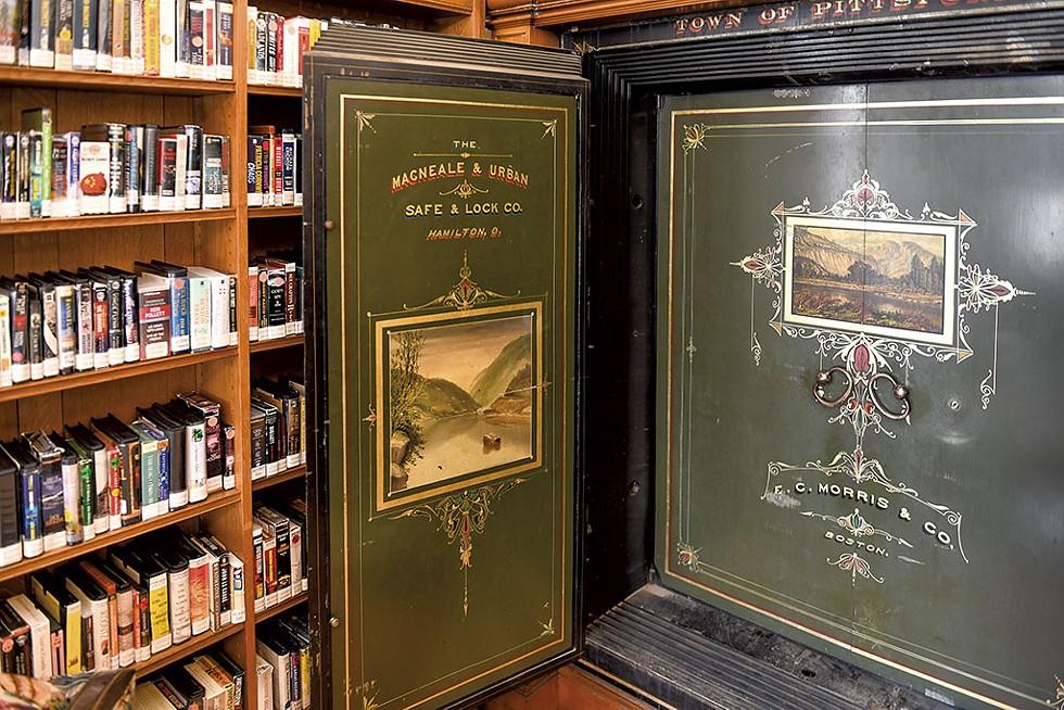 Maclure Library - CALEB KENNA