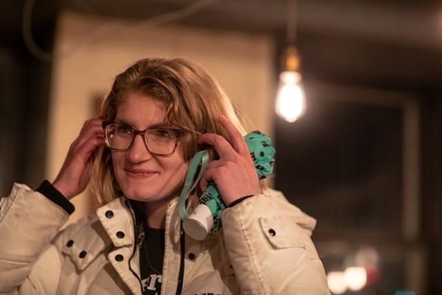 Jane Stromberg - LUKE AWTRY