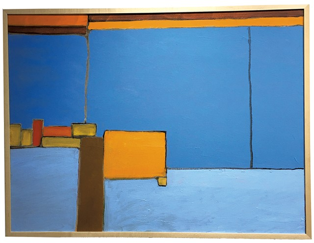 """Tuscany Square"" - PAMELA POLSTON"