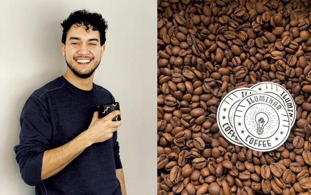 Daniel Gutierrez, Iluminar Coffee beans - COURTESY OF DANIEL GUTIERREZ/ALESSANDRA DELIA-LOBO