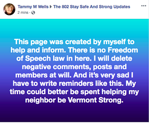 A March 23 post by Tammy Wells.