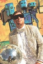 DJ Disco Phantom - FILE: MATTHEW THORSEN