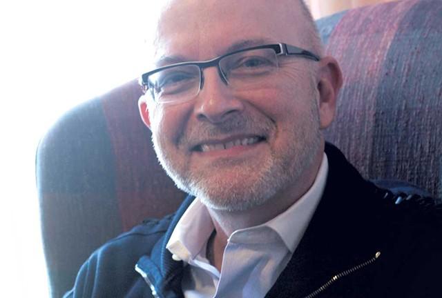 Bill Yosses - BEANA BERN / COURTESY OF STERLING COLLEGE
