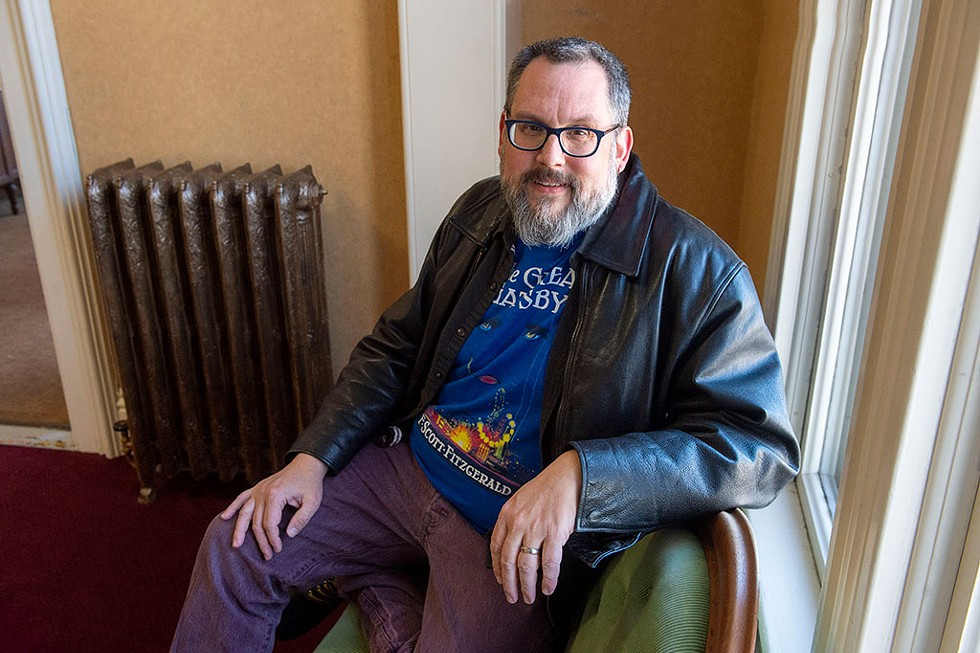 Christopher Kaufman Ilstrup - JEB WALLACE-BRODEUR