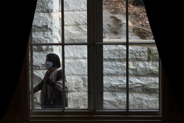 Senate Majority Leader Becca Ballint - COLIN FLANDERS