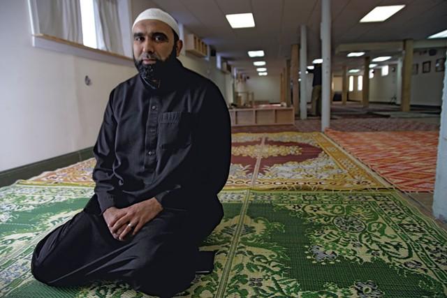 Imam Islam Hassan - MATTHEW THORSEN