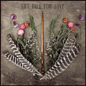 Eric George's new album Lily Died for Love - COURTESY PHOTO