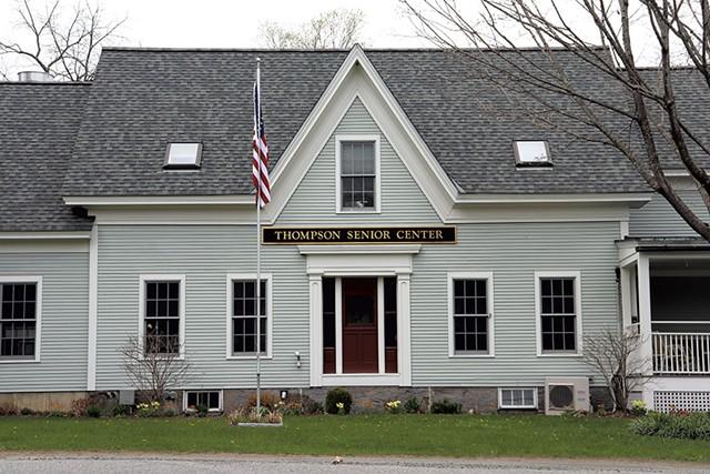 The Thompson Senior Center - DEREK BROUWER
