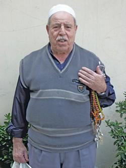 Prayer-bead seller, Damascus - DEBORAH HARTE FELMETH