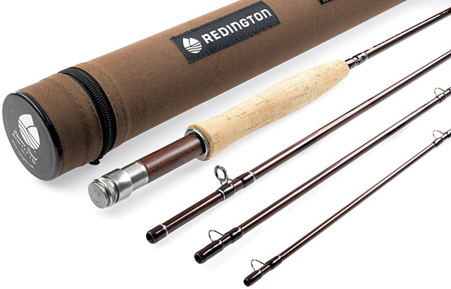 Redington Classic Trout Fly Rod - COURTESY