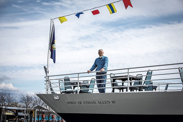 Mike Shea on the Spirit of Ethan Allen III