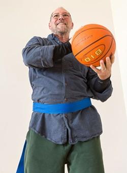 Gary Martin in the Push Back PD program - OLIVER PARINI