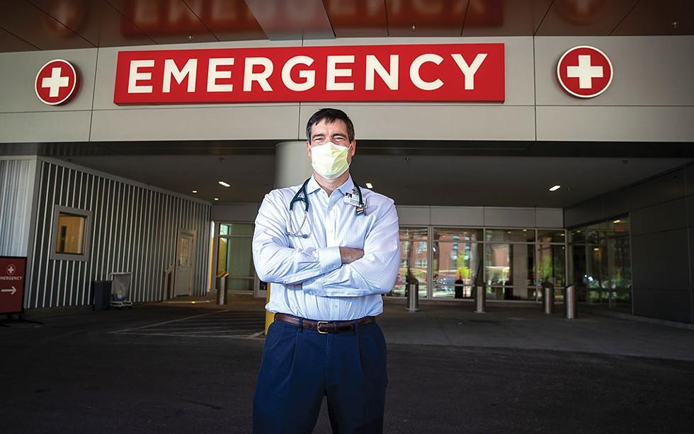 Dr. Stephen Leffler - JAMES BUCK