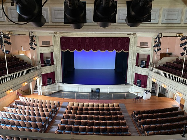 Barre Opera House - COURTESY OF DAN CASEY