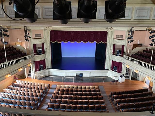 Barre Opera House - COURTESY OF DAN CASEY
