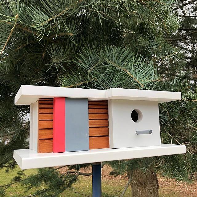 Palm Canyon Birdhouse - COURTESY