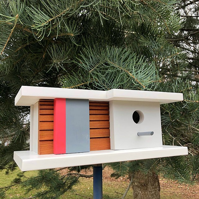 Palm Canyon Birdhouse - COURTESY